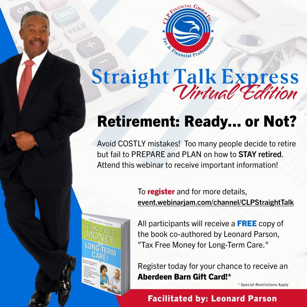 Straight Talk Express